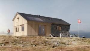 Bifertenhütte-Umbau