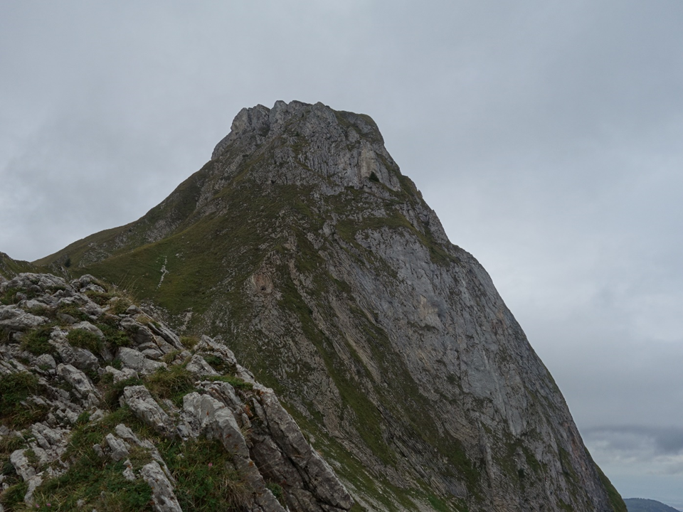 Klettersteig Basel : Grosser daubenhorn klettersteig klettersteige via ferratas in
