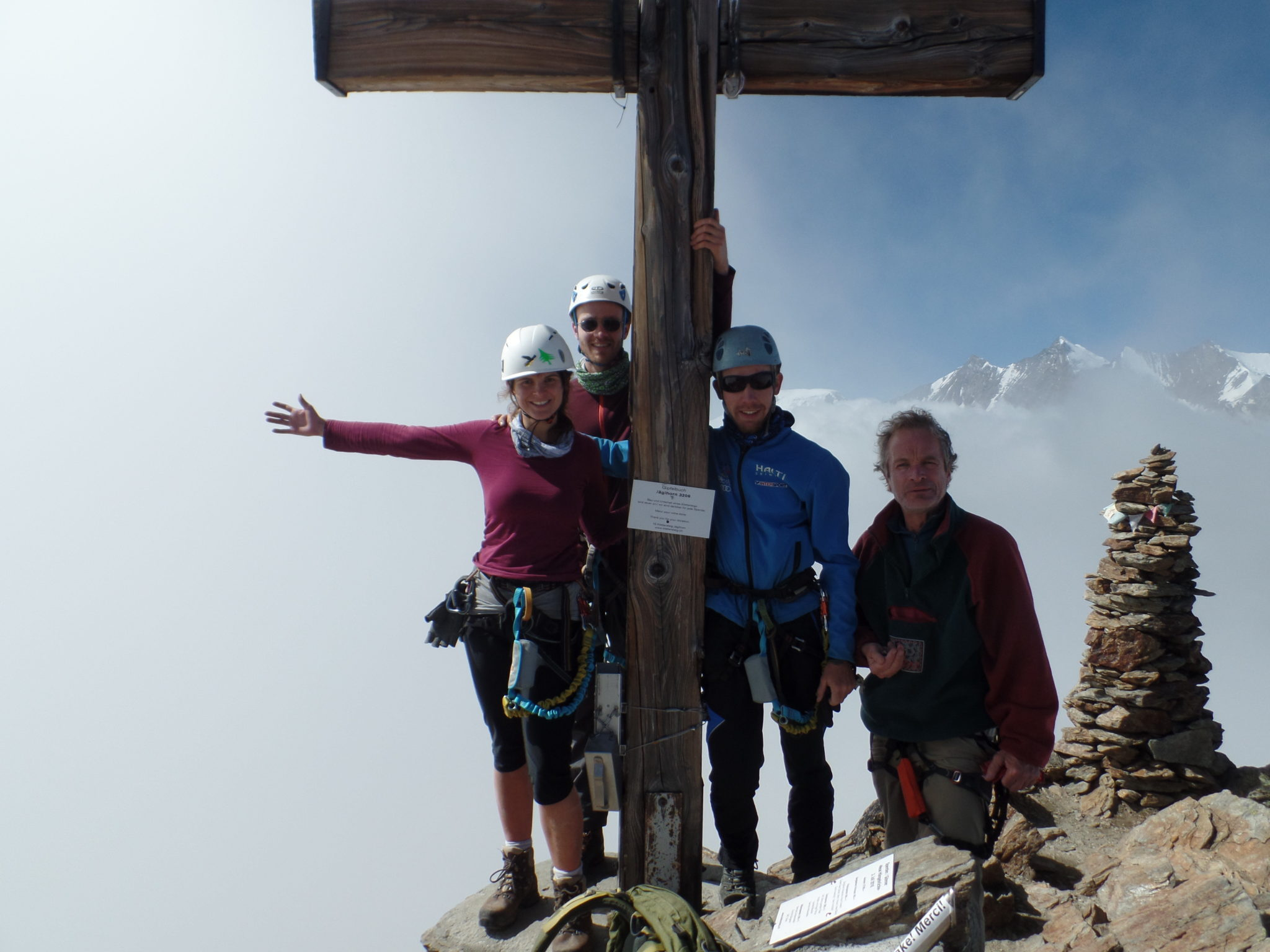 Klettersteig Basel : Klettersteig jägihorn 27. august 2016 u2013 aacbasel