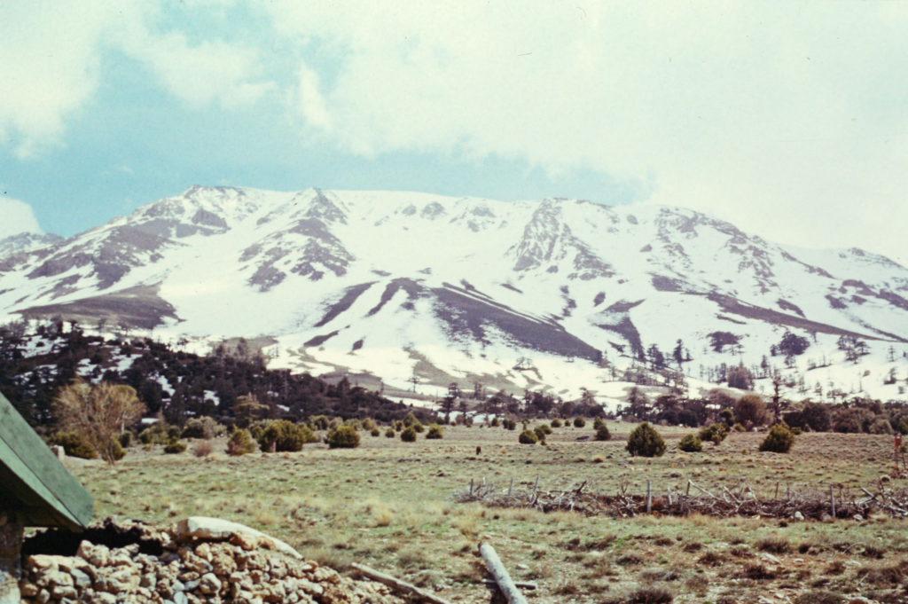 Gelände nahe Lager